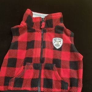 Carters fleece 6months